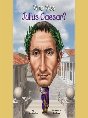 cover image of Who Was Julius Caesar?