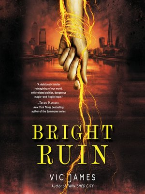 cover image of Bright Ruin