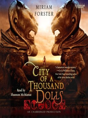 cover image of City of a Thousand Dolls