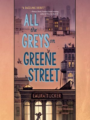 cover image of All the Greys on Greene Street