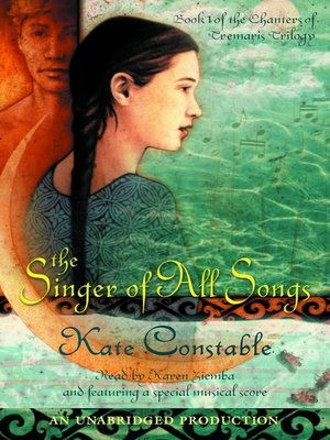 cover image of The Singer of All Songs