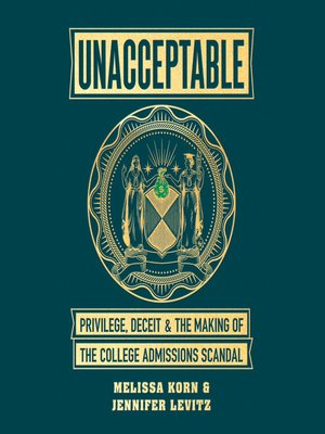 cover image of Unacceptable
