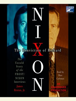 cover image of The Conviction of Richard Nixon