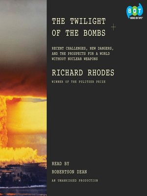 cover image of The Twilight of the Bombs