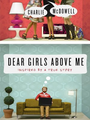 cover image of Dear Girls Above Me