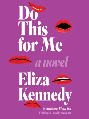 cover image of Do This For Me
