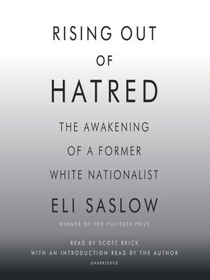 cover image of Rising Out of Hatred