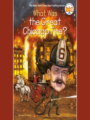 cover image of What Was the Great Chicago Fire?