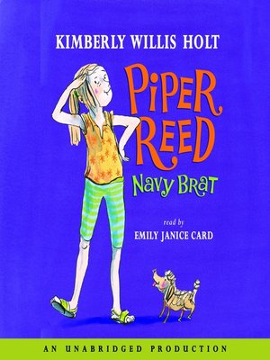 cover image of Piper Reed, Navy Brat