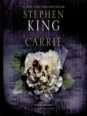 cover image of Carrie (Movie Tie-in Edition)