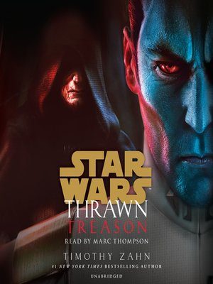 cover image of Thrawn: Treason