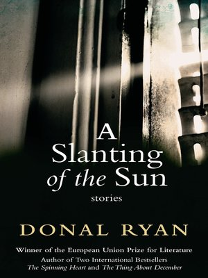 cover image of A Slanting of the Sun