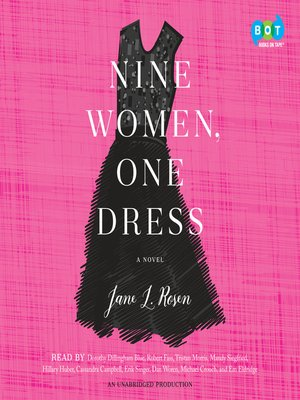 cover image of Nine Women, One Dress