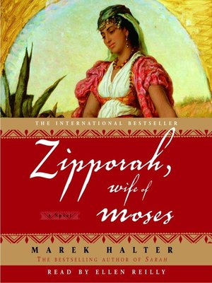 cover image of Zipporah, Wife of Moses