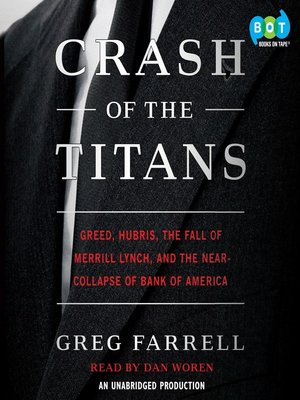 cover image of Crash of the Titans