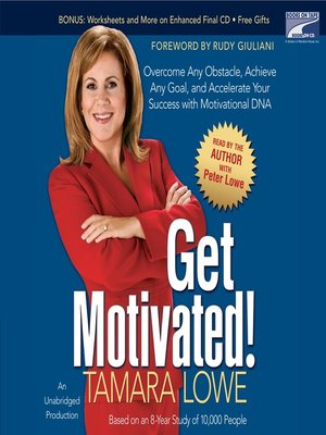 cover image of Get Motivated!
