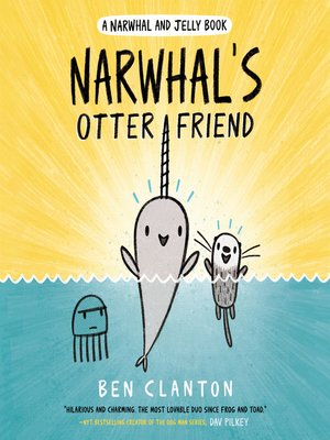 cover image of Narwhal's Otter Friend