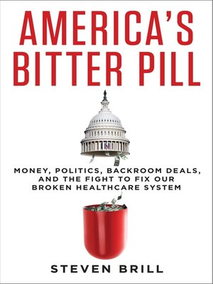 cover image of America's Bitter Pill