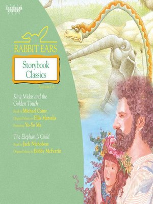 cover image of Rabbit Ears Storybook Classics, Volume 6