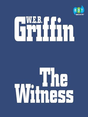 cover image of The Witness