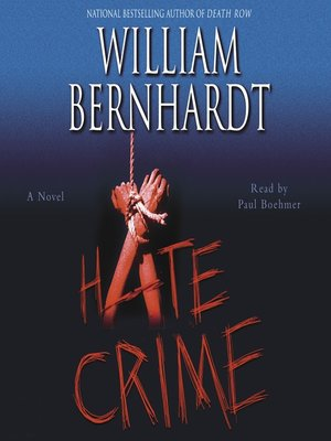 cover image of Hate Crime