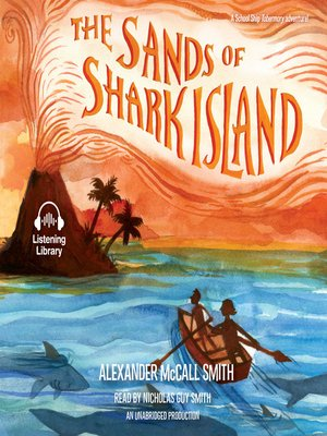 cover image of The Sands of Shark Island