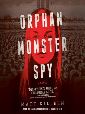 cover image of Orphan Monster Spy