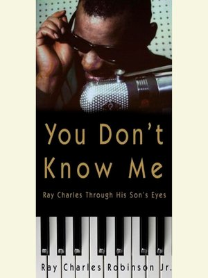 cover image of You Don't Know Me