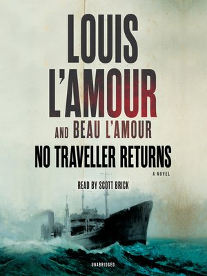 cover image of No Traveller Returns (Lost Treasures)