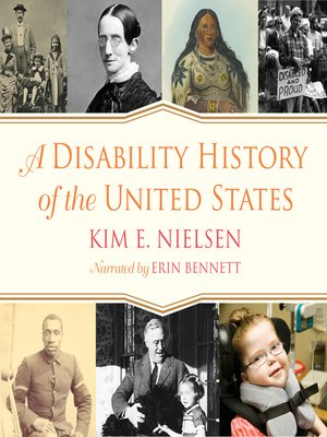 cover image of A Disability History of the United States