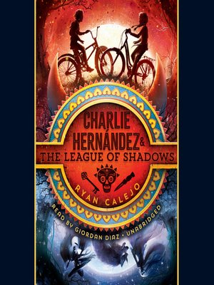 cover image of Charlie Hernández & the League of Shadows