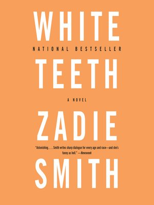 cover image of White Teeth