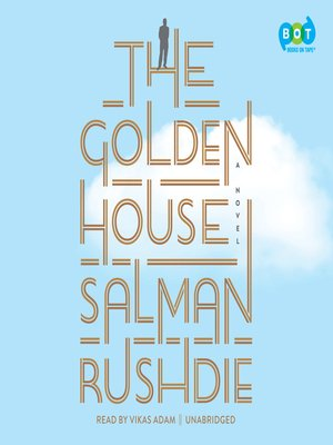 cover image of The Golden House