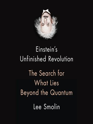 cover image of Einstein's Unfinished Revolution