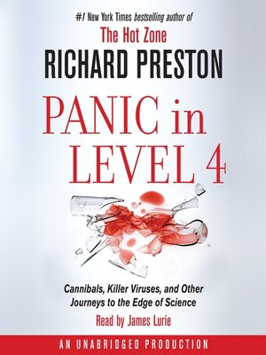 cover image of Panic in Level 4