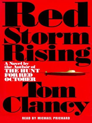 cover image of Red Storm Rising