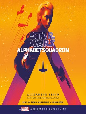 cover image of Alphabet Squadron (Star Wars)