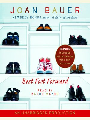cover image of Best Foot Forward