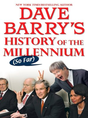 cover image of Dave Barry's History of the Millennium (So Far)