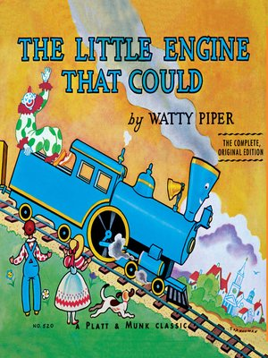 cover image of The Little Engine That Could
