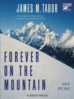cover image of Forever on the Mountain