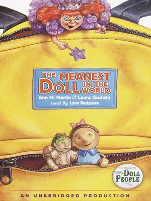 cover image of The Meanest Doll in the World