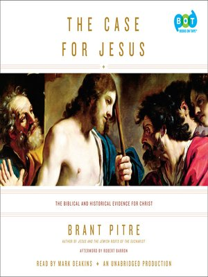 cover image of The Case for Jesus