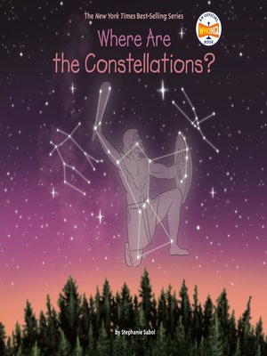 cover image of Where Are the Constellations?