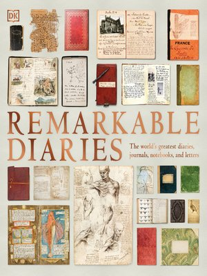 cover image of Remarkable Diaries