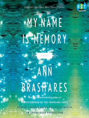 cover image of My Name Is Memory