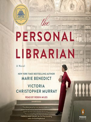 cover image of The Personal Librarian