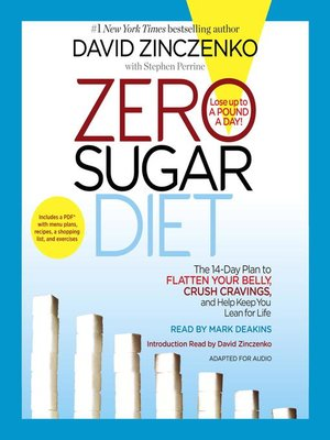 cover image of Zero Sugar Diet