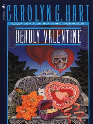 cover image of Deadly Valentine