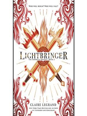 cover image of Lightbringer